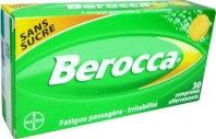 BEROCCA FATIGUE PASSAGERE IRRITABILITE 30 COMP EFFERVESCENTS