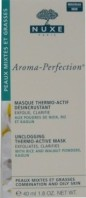 NUXE AROMA-PERFECTION MASQUE THERMO-ACTIF DÉSINCRUSTANT 40 ML