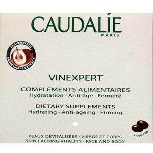 caudalie vinexpert anti age 30 capsules compl ments aux plantes. Black Bedroom Furniture Sets. Home Design Ideas