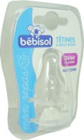 BEBISOL TETINES A BOUT ROND DEBIT VARIABLE SILICONE