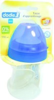 DODIE TASSE D'APPRENTISSAGE 6-12M BEC SOUPLE 190ML