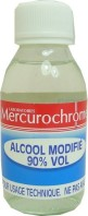 MERCUROCHROME ALCOOL MODIFIE 90%