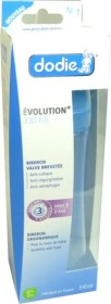 DODIE BIBERON EVOLUTION+ BLEU 330ML