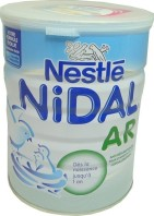 NESTLE NIDAL ANTI-REGURGITATIONS 0 A 12 MOIS 800G