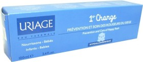 URIAGE BEBE CREME 1ER CHANGE ROUGEUR DU SIEGE 100ML