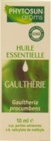 PHYTOSUN AROMS HUILE ESSENTIELLE GAULTHERIE 10ML