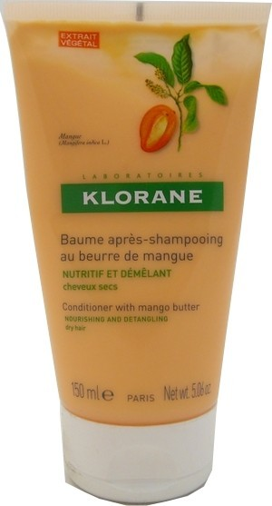 klorane baume apres shampooing cheveux secs 150 ml. Black Bedroom Furniture Sets. Home Design Ideas
