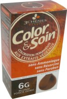 3 CHENES 6G BLOND FONCE DORE 135 ML