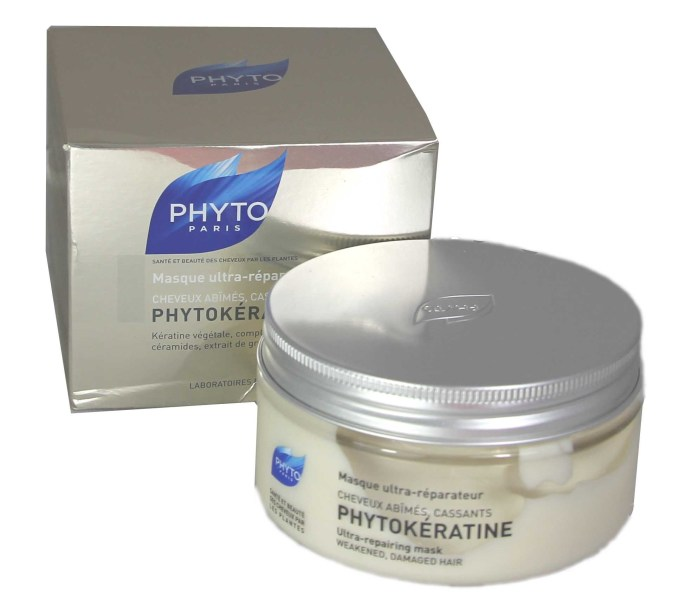 phytokeratine masque reparateur 200ml. Black Bedroom Furniture Sets. Home Design Ideas