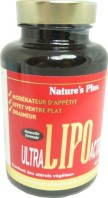 NATURE'S PLUS ULTRA LIPO ACTION 60 COMPRIMES