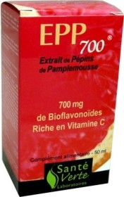 EPP 700 EXTRAIT DE PEPINS DE PAMPLEMOUSSE 700MG FLACON 50ML
