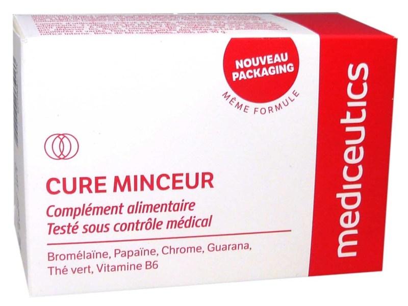 mediceutics cure minceur