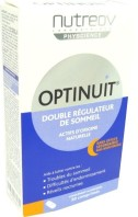 OPTINUIT DOUBLE REGULATEUR DE SOMMEIL 30 COMPRIMES