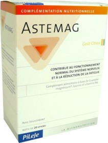 PILEJE ASTEMAG GOUT CITRON 20 STICKS