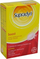 SUPRADYN BOOST 20 COMPRIMES EFFERVESCENTS