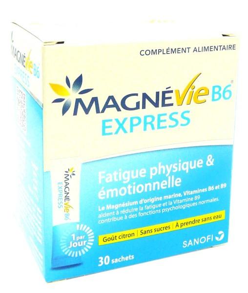 magnevie b6 express 30 sticks. Black Bedroom Furniture Sets. Home Design Ideas