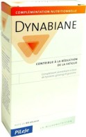 PILEJE DYNABIANE REDUCTION DE LA FATIGUE 60 GELULES