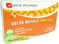 FORTE PHARMA GELEE ROYALE 1000MG 20 AMPOULES