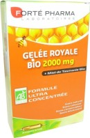 FORTE PHARMA GELEE ROYALE 2000MG 20 AMPOULES