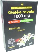OLIGOROYAL GELEE ROYALE 1000MG TAURINE ZINC+CUIVRE 20 AMPOULES