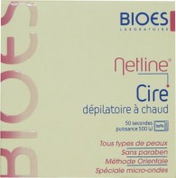 NETLINE CIRE DEPILATOIRE A CHAUD 250ML