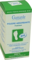 GAMARDE POUDRE ABSORBANTE PIEDS 35G