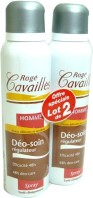 ROGE CAVAILLES HOMME DEODORANT SPRAY LOT DE 2