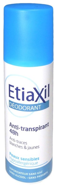 etiaxil deodorant anti transpirant 100ml. Black Bedroom Furniture Sets. Home Design Ideas
