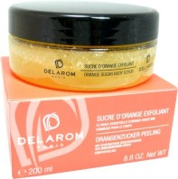 DELAROM SUCRE D'ORANGE EXOFLLIANT 200ML