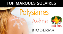 top marques solaire