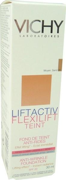 vichy liftactiv flexilift teint n 35 moyen sand 30ml. Black Bedroom Furniture Sets. Home Design Ideas