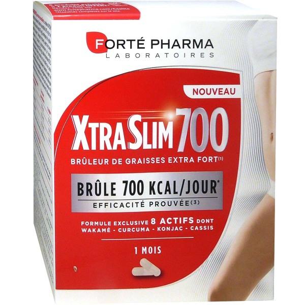 FORTE PHARMA XTRA SLIM 700 120 GELULES
