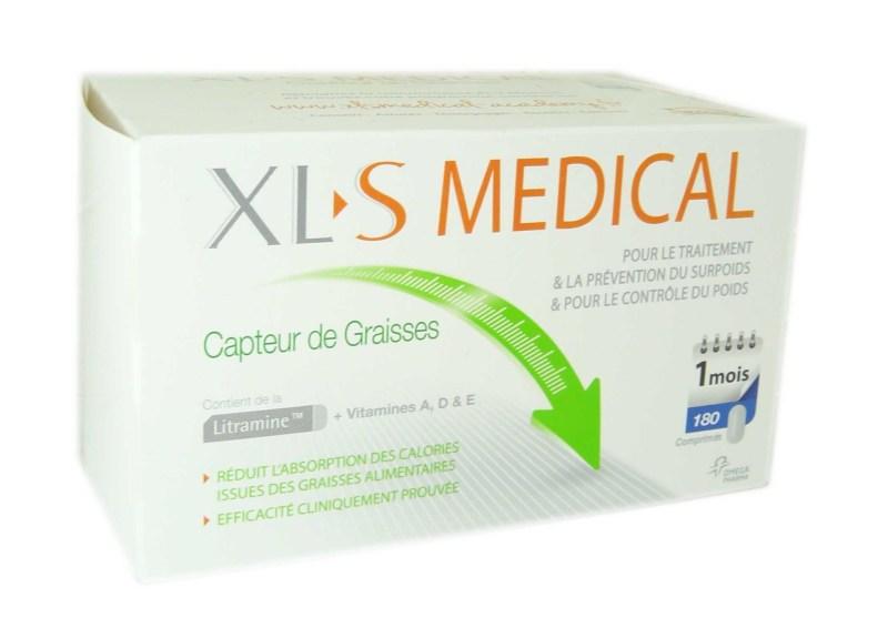 Dimension garage: xls medicale capteur de graisse