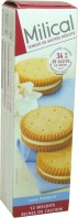 MILICAL BISCUITS SAVEUR VANILLE X 12