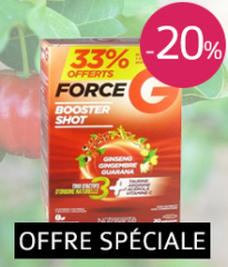 promotion Force G Power Max