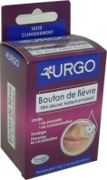 URGO BOUTON DE FIEVRE PANSEMENT GEL 24 APPLICATEURS