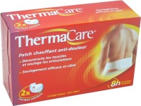 THERMACARE PATCH CHAUFFANT ANTI-DOULEUR CEINTURE * 2
