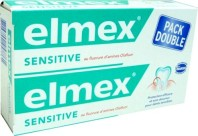 ELMEX DENTIFRICE SENSITIVE LOT DE 2 X 50ML