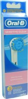 ORAL B RECHARGE BROSSE A DENTS ELECTRIQUE SENSITIVE CLEAN X3