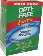OPTI FREE EXPRESS CONFORT PROLONGE 2x355ML
