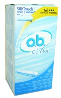 OB TAMPONS PRO COMFORT APPLICATEUR NORMAL 16