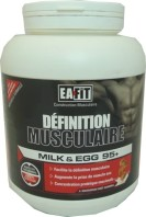 EAFIT MILK & EGG 95+ DEFINITION MUSCULAIRE CARAMEL 750G