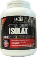 EAFIT PURE ISOLATE 100% WHEY ISOLAT CHOCOLAT 750G