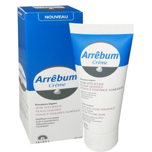 arrebum creme emulsion legere soin specifique 40 ml. Black Bedroom Furniture Sets. Home Design Ideas