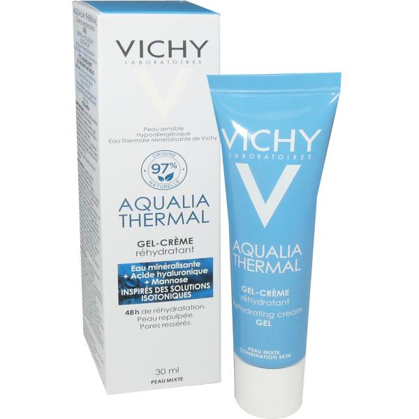 vichy pour peau grasse