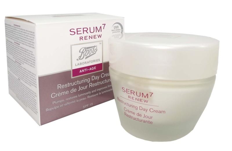 serum 7 renew creme anti age spf15 50ml. Black Bedroom Furniture Sets. Home Design Ideas