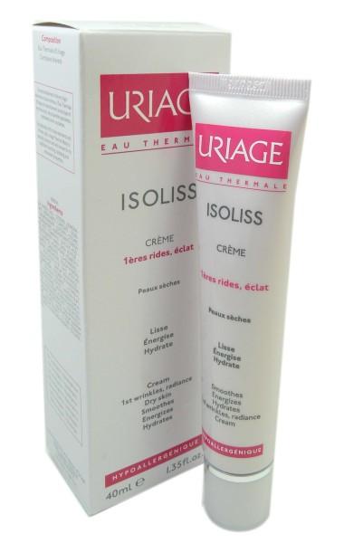 uriage isoliss creme visage 1eres rides 40ml. Black Bedroom Furniture Sets. Home Design Ideas