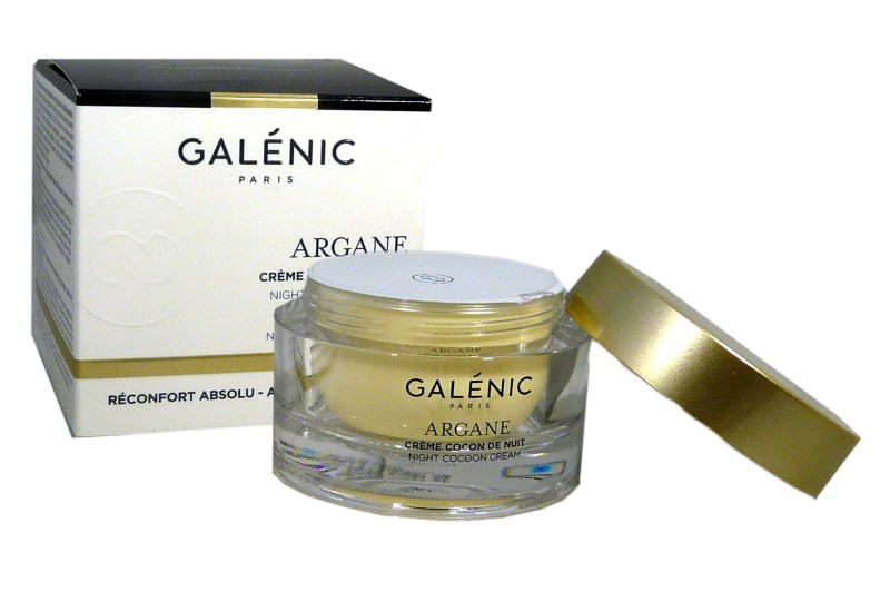 galenic argane creme cocon de nuit 50ml. Black Bedroom Furniture Sets. Home Design Ideas