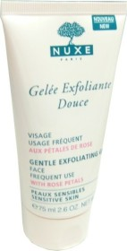 NUXE GELEE EXFOLIANTE DOUCE 75ML