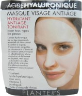 PLANTER'S ACIDE HYALURONIQUE MASQUE VISAGE ANTI-AGE MONODOSE